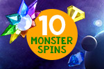 starburst monsterspins